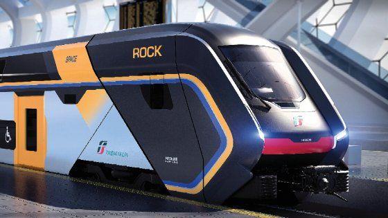 Nello stabilimento toscano di Hitachi Rail Italy, l