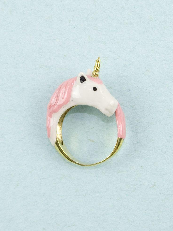 Pink Unicorn Ring | Young Republic