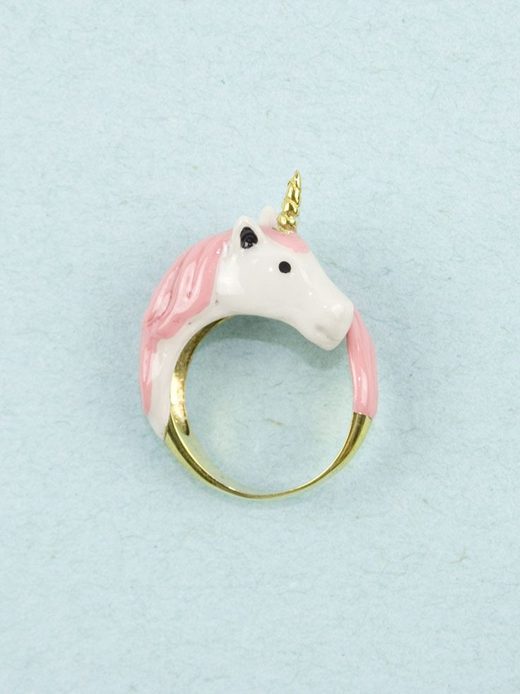 Pink Unicorn Ring | Young Republic