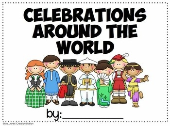 This files includes great resources for you to use with your students while teaching Celebrations Around the World.  Give each student a Passport i...