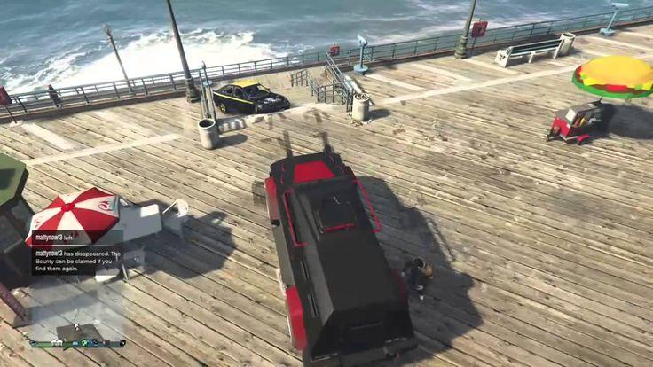 GTA ONLINE INSURGENT BULLY  http://www.videogamingvault.com/  #grandtheftautov #videogame #gameplay #gaming #pvp