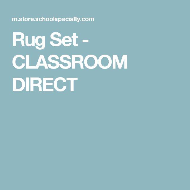 Rug Set - CLASSROOM DIRECT