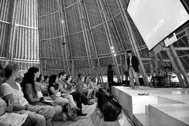 Myshkin Ingawale at TEDxUbud 2012 by TEDxUbud, via Flickr