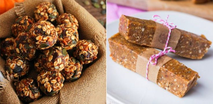 An den kleinen, selbstgemachten Bällchen und Riegeln aus leckeren Zutaten wie Kokosflocken, Nüssen, Chia Samen und Schokolade kommt gerade kein Food-Fan vorbei...