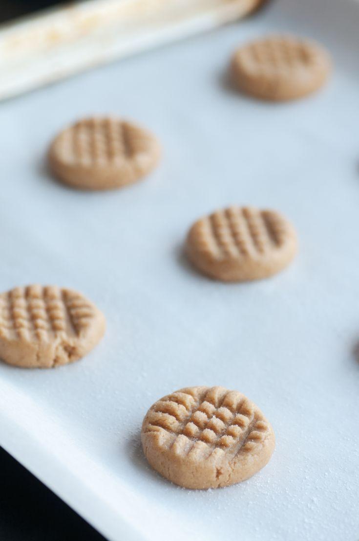 Maslové sušienky s levanduľou