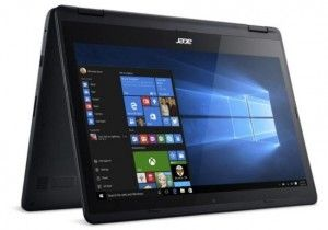 Acer launches new Aspire R14 convertible notebook