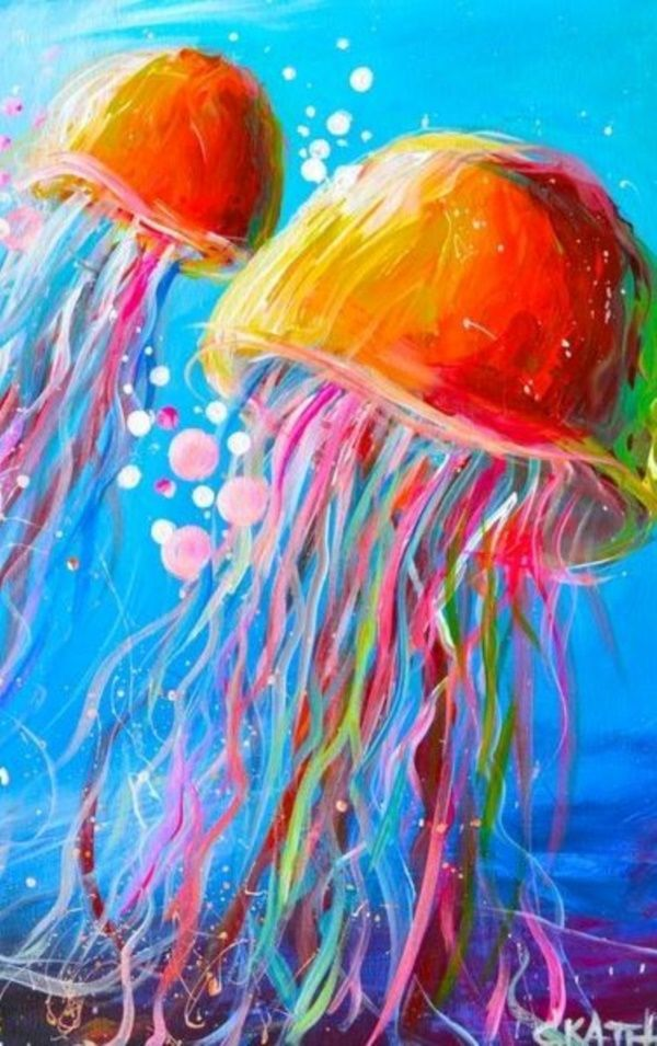 The 25 best Acrylic paintings ideas on Pinterest