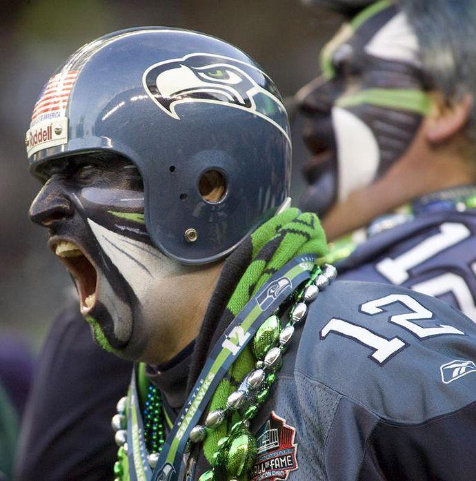 Seattle #Seahawks Fan