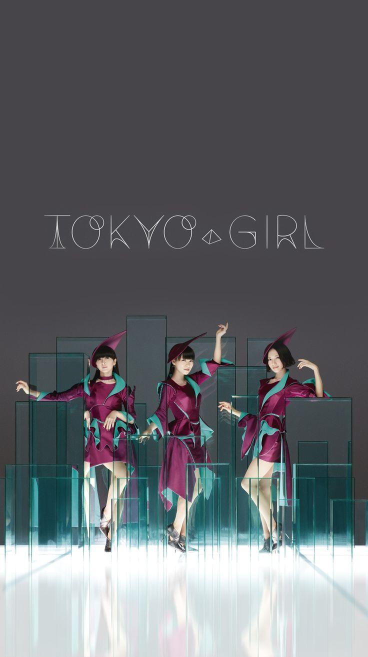 "kwwwsk: ""TOKYO GIRL iPhone 6s iOS10用待受画面 (890×1590px) #prfm """