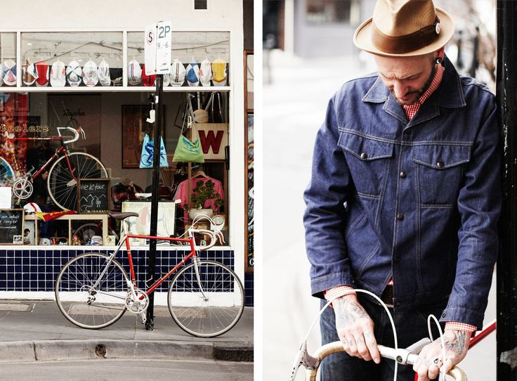 Cycling boutique Northside Wheelers in Prahran, Melbourne