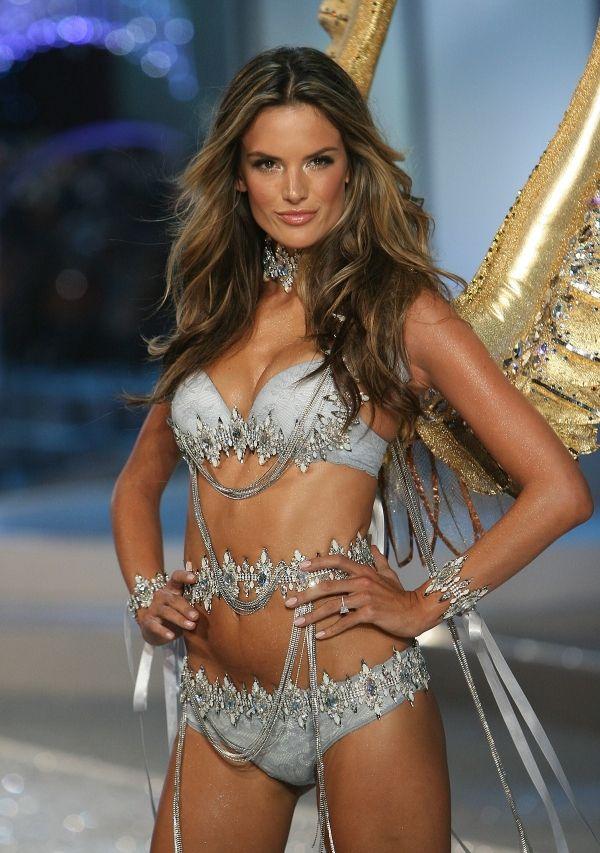 1. Segment: Glamour Goddess   2. Alessandra Ambrosio