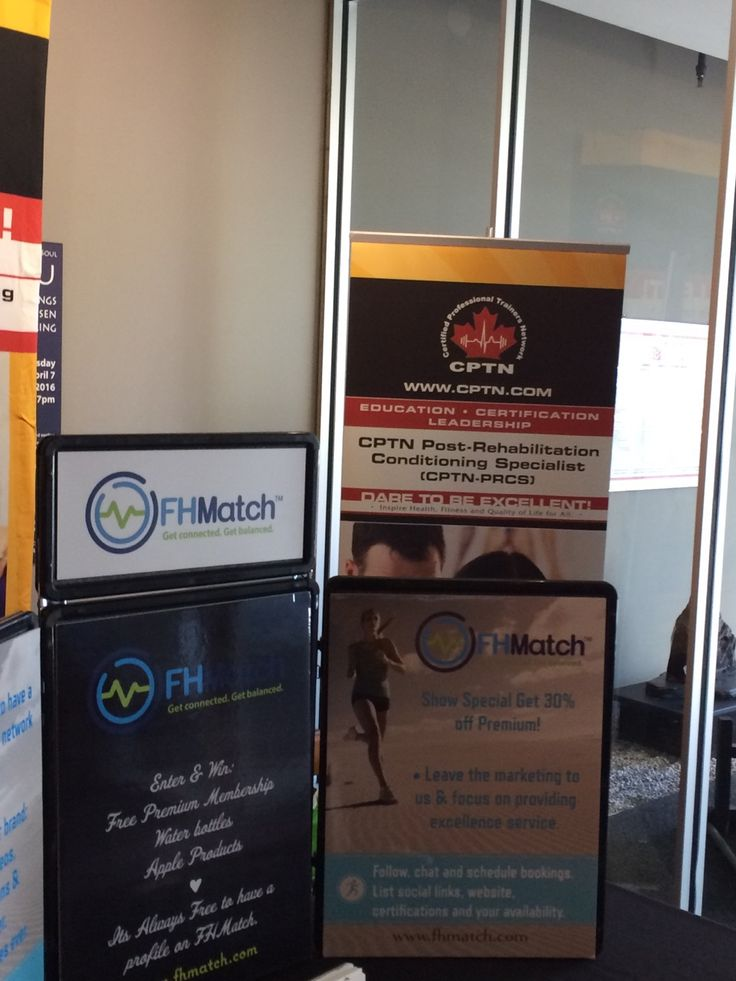 Who's at the Certified Professional Trainers Network Conference today? Stop by our booth to hear about the exciting updates coming to FHMatch.