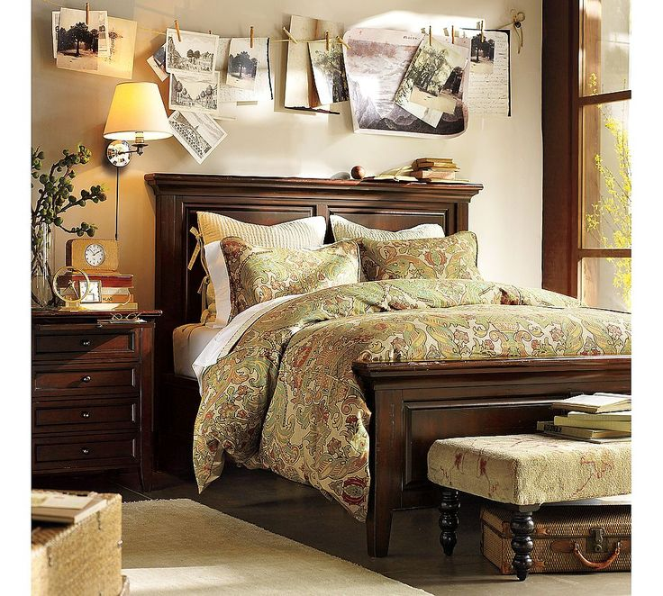 I know people who would do this, and stack the headboard totally full of books.