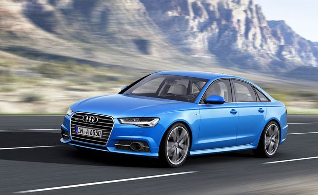 Audi launches A6 Matrix sedan priced at 49.5 lakh Read complete story click here http://www.thehansindia.com/posts/index/2015-08-20/Audi-launches-A6-Matrix-sedan-priced-at-495-lakh-171463