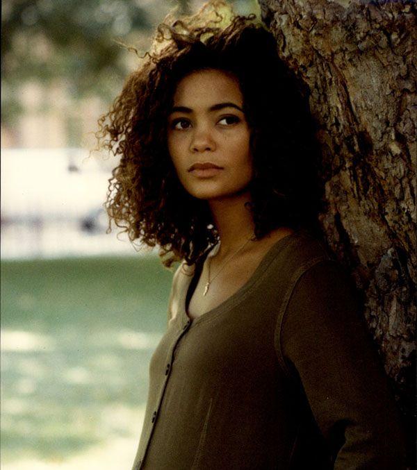 Thandie Newton Actress 1991.