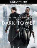 The Dark Tower [Includes Digital Copy] [4K Ultra HD Blu-ray/Blu-ray] [2017]