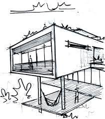 croqui arquitetura