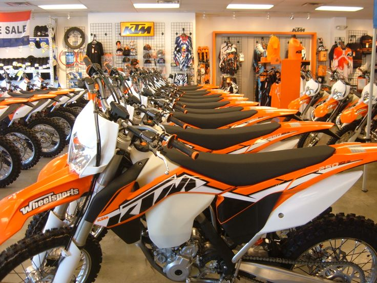 Wheelsports, Inc. -- Reynoldsburg, Ohio | KTM | Motorcycle Dealer | KTM Parts, Accessories, Apparel
