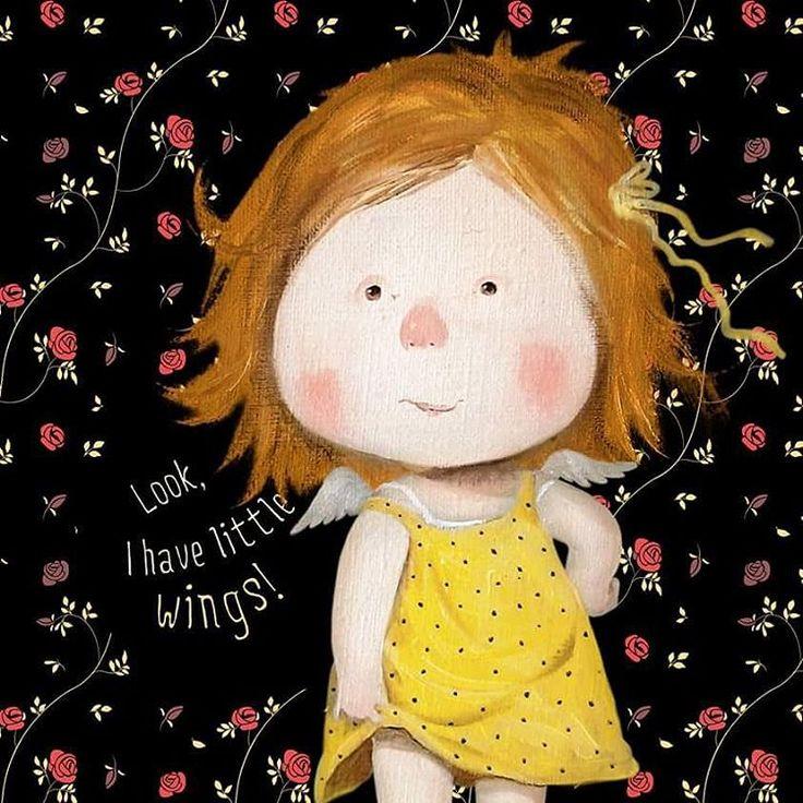 Look, I have little wings! #gapchinska #lifestyle #love #emotion #likeforlike…