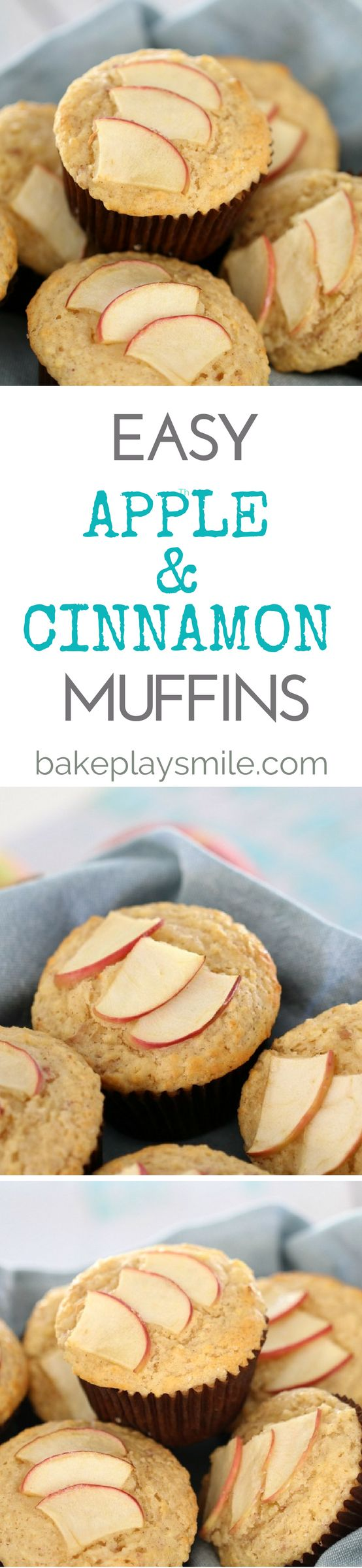 Thermomix Apple & Cinnamon Muffins  Moist and super delicious… these easy Apple & Cinnamon Muffins are sure to be a winner with the whole family! Pop them into your little ones lunch boxes or simply enjoy one with an afternoon cuppa. #apple #cinnamon #muffins #easy #recipe #thermomix #conventional