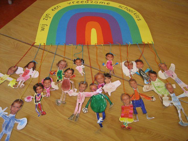 17 Beste Idee 235 N Over Regenboog Knutselen Op Pinterest