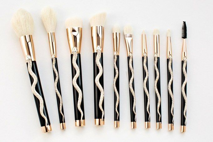 Sonia Kashuk brushes! Hope they are as good as they look!