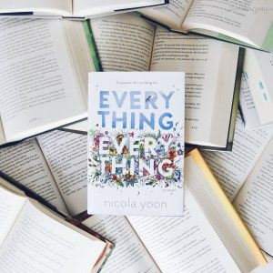 REVIEW: everything, everything, by nicola yoon