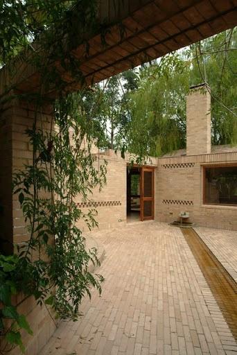 Fundación Rogelio Salmona | Proyecto | Casa en Río Frío