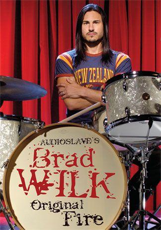 Brad Wilk ⭐️Music groups: Rage Against the Machine, Audioslave, The Last Internationale, Greta