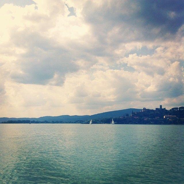 Do you Lake #AlTrasimeno ? foto di @ paraihc