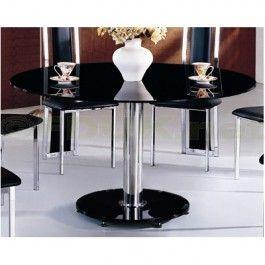 giomani designs maxi round 140cm dining table