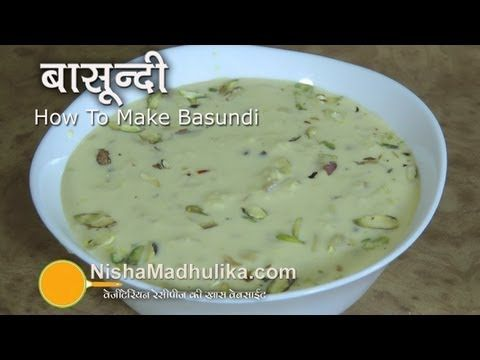 nisha madhulika recipes in hindi basundi - Bing video
