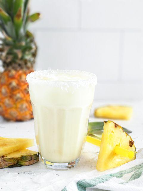 Pina-Banana-Colada Mocktail   Meine Küchenschlacht
