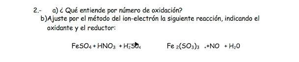 Ejercicio 2, propuesta 2,SETIEMBRE 1999-2000. Examen PAU de Química de Canarias. Temas: Redox, pilas.