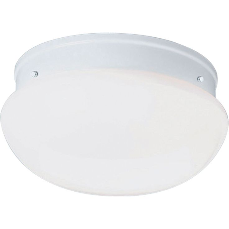 Progress Lighting 2-light Semi-flush Mount Fixture