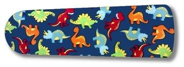 """Dinosaur Delight 42"""" Ceiling Fan BLADES ONLY eclectic-ceiling-fans"""