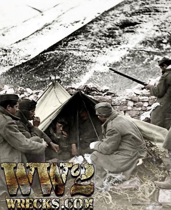 Άγνωστες πτυχές του Ελληνοϊταλικού Πολέμου 1940-41, μέσα από τα μάτια των κατοίκων της Κλεισούρας - Β\' Μέρος
