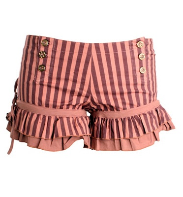 Womens Bloomer Shorts