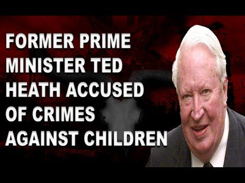 """WOW! Former Prime Minister Ted Heath """"ALLEGEDLY ACCUSED"""" Of Child Abuse ..."""
