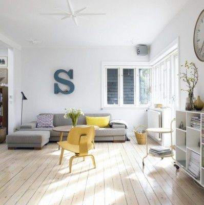 Simply Grove shares inspiring rooms from pinterest.