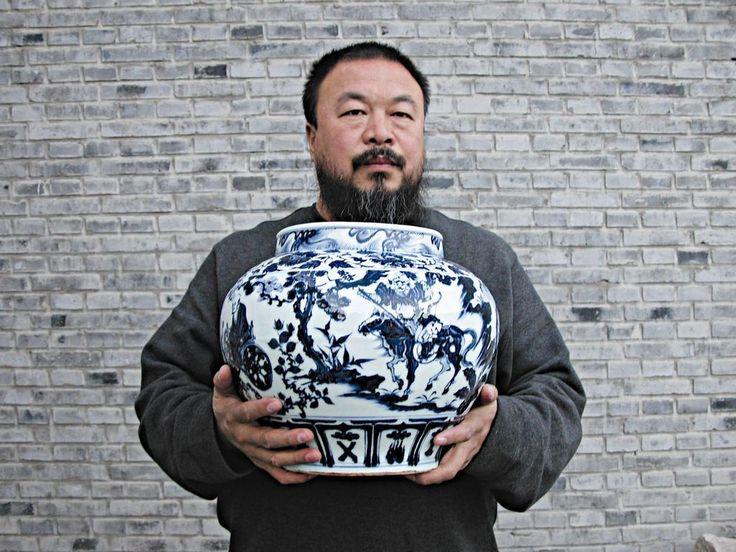 16 best ai weiwei images on Pinterest Contemporary art, Wei wei