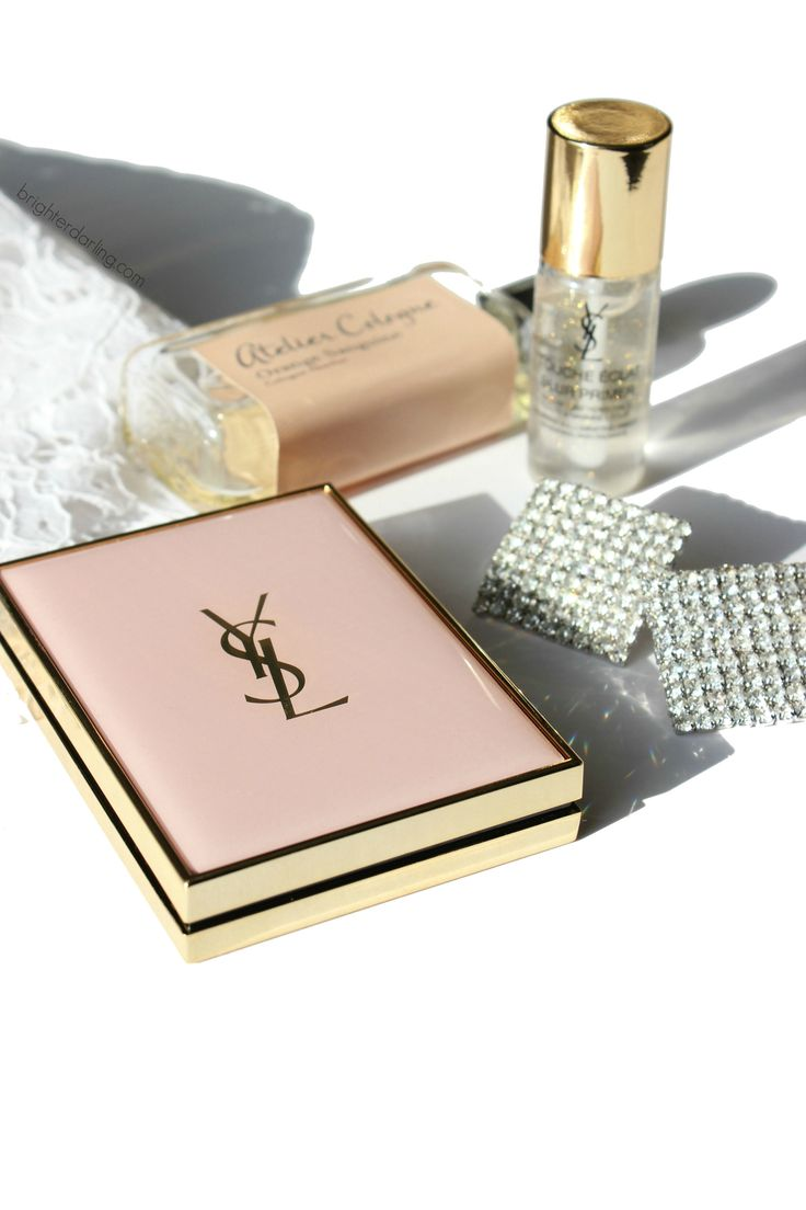 YSL Blur Primer YSL Blur Perfector Review | #brighterdarling