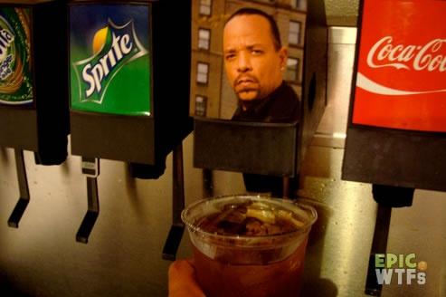 lol: Laughing, Sodas Fountain, Icedtea, Ice Cubes, Funny, Fast Food, Icet, Drinks, Ice Teas