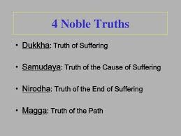 buddhism 4 noble truths - Google Search