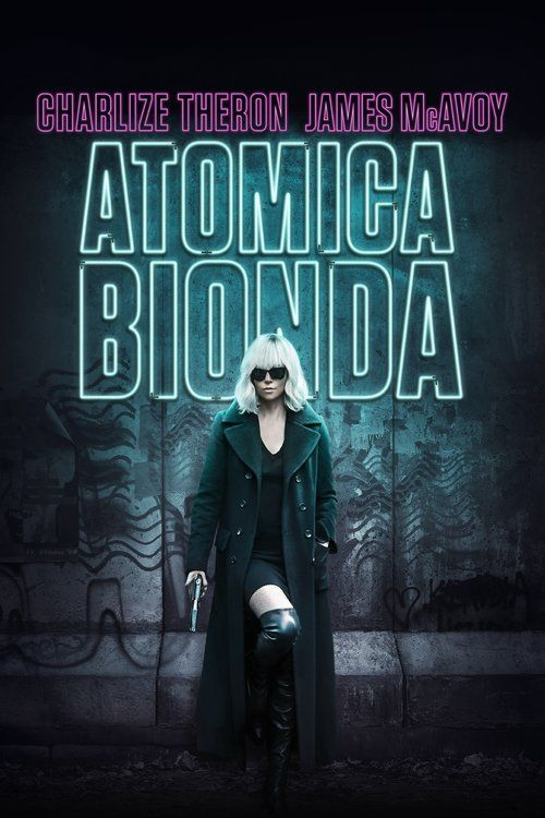 Watch Atomic Blonde Full Movie Online