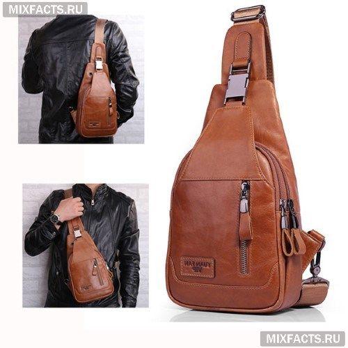 258295926bde Мужские сумки 2018 – модные модели от деловых до спортивных Подвесной Рюкзак,  Мужские Сумки,
