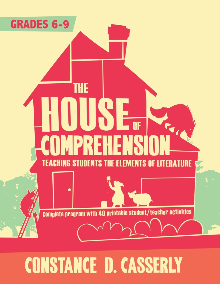 28 best middle school ela e book the house of comprehension images the house of comprehension is a must have manual for middle school teachers as well fandeluxe Images