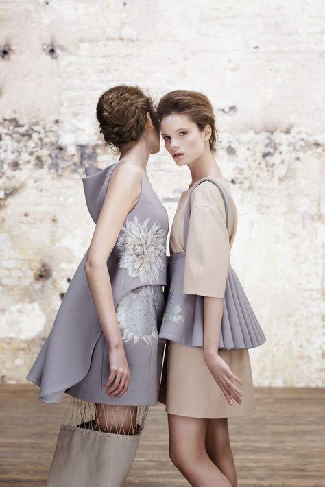 Cool Chic Style Fashion: Fashion: Ruban Couture Spring-Summer 2015 Lookbook