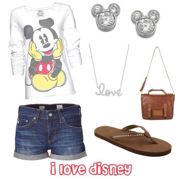 I Love Disney :)