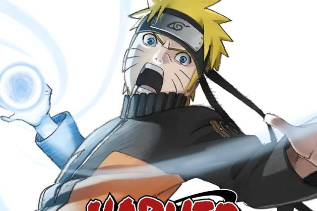 Naruto Shippuden Cancelled!: Naruto in Naruto Shippuden Movie 2: Bonds